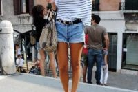 21 Outfit Ideas With Straw Hats For Summer 7