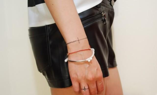 Cool DIY Temporary Jewelry Tattoo