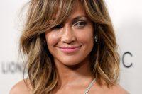 Jennifer Lopez's No-Bangs Bangs