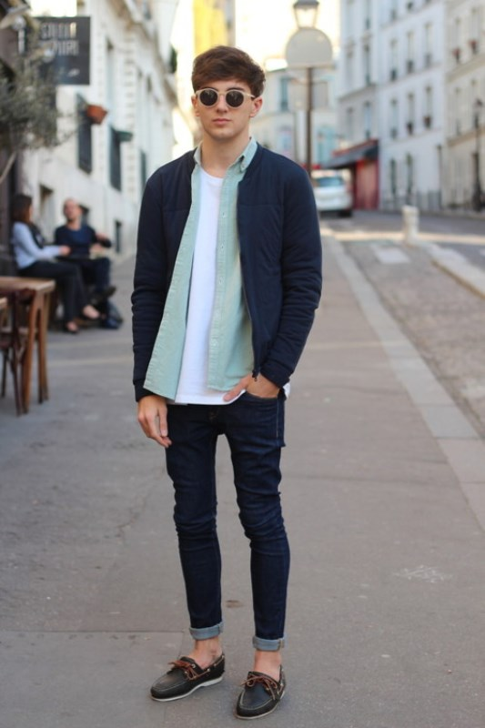How To Wear Men's Skinny Jeans: 3 Useful Tips And 23 Looks To ...