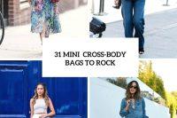 Mini Cross-Body Bags To Welcome Summer Season In Style