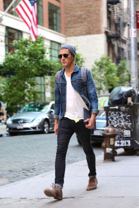 How To Wear Men 39 S Skinny Jeans 3 Useful Tips And 23 Looks