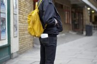 Skinny Jeans With Sneakers And A Bomber Jacket