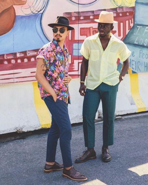 a06bb65ed 22 Cool Men's Summer Hat Ideas - Styleoholic