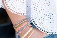 Unique DIY Braided Bracelets 5