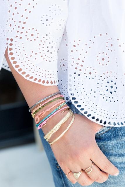 Picture Of Unique DIY Braided Bracelets 5