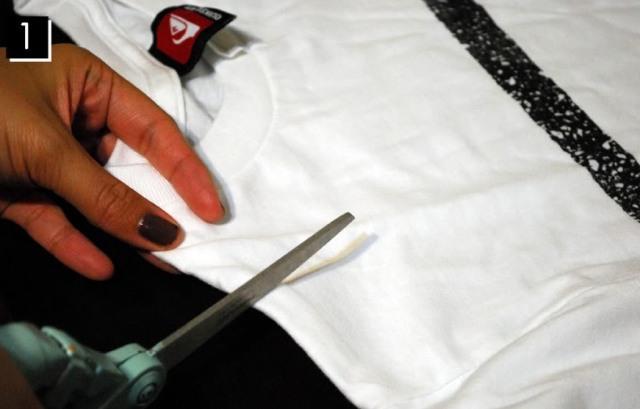 Picture Of Unique DIY T Shirt Tote Bag 2