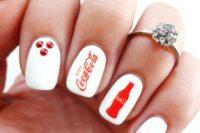 cheerful-diy-coca-cola-nail-art-for-summer-1