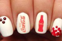 cheerful-diy-coca-cola-nail-art-for-summer-4