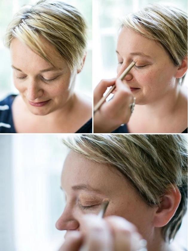 Easy DIY Smokey Eye For Summer