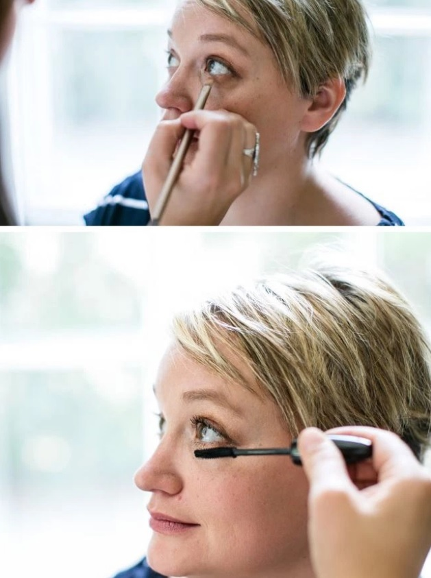 Picture Of easy diy smokey eye for summer  3