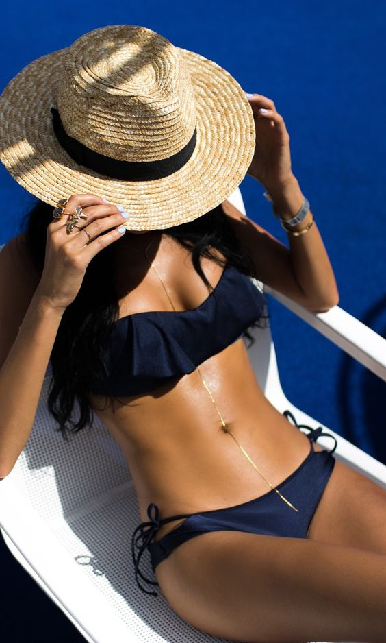 Eye Catchy Ruffle Swimsuits That You Might Want To Try