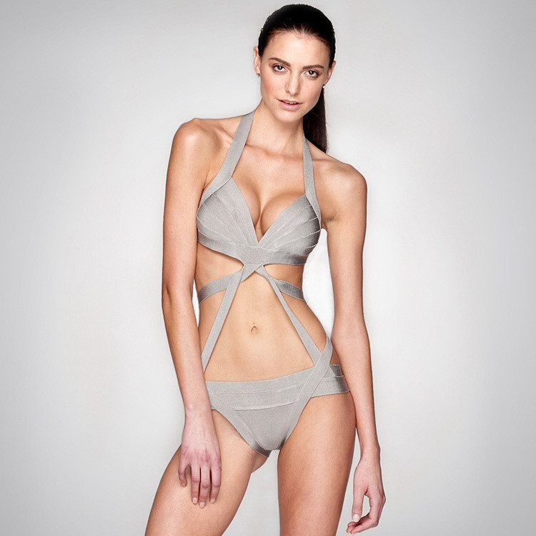 31 The Most Sexy Bandage Swimsuit Ideas To Try This Summer ...