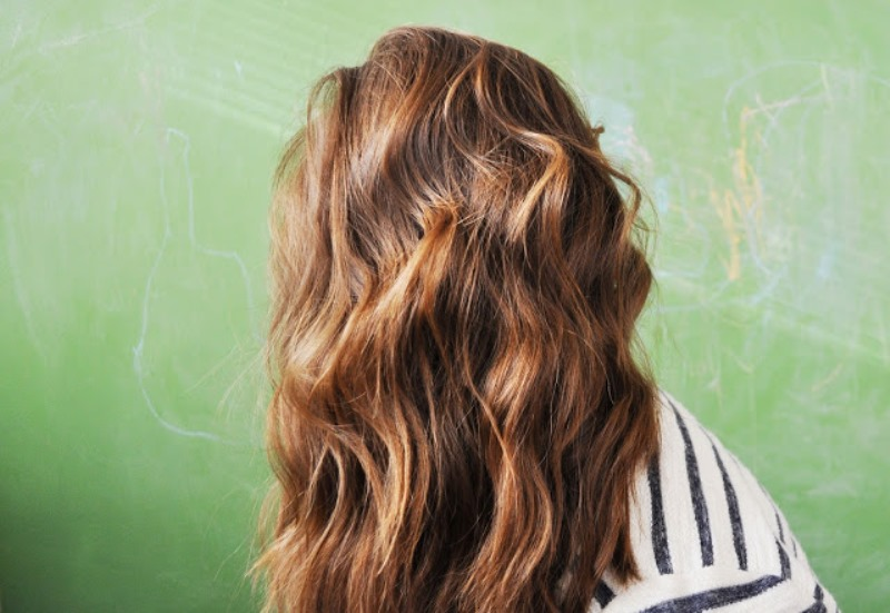 Picture Of how to get perfectly tousled tresses  2