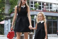 02 black and white dresses with no sleeves