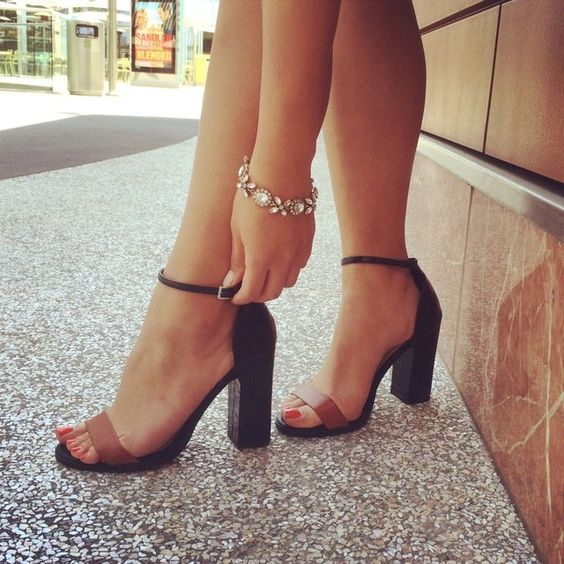 Why You Must Be A Girl With Shoes Like That