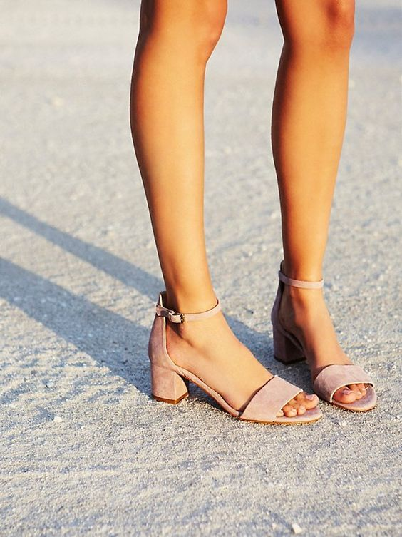 9 Trendiest Shoe Types To Rock In The Summer 2016