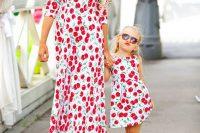 04 cherry motif summer dresses