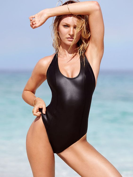 23 Sexy Leather Swimsuits To Stand Out Styleoholic