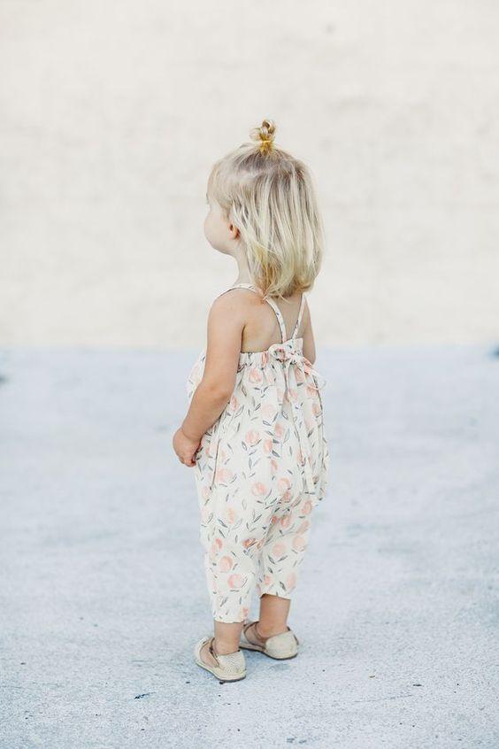 delicate floral print dress