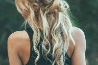 05 loose boho hairstyle