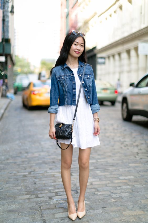 23 Stylish And Not Hot Summer Layering Outfits Styleoholic