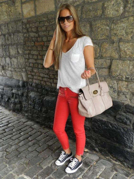 9276886cb2a2 converse jeans shoes pink
