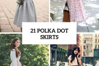 21 Polka Dot Skirts To Try This Summer