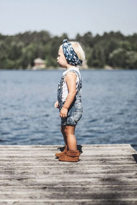 26 Cool And Inspiring Summer Outfits For Little Girls