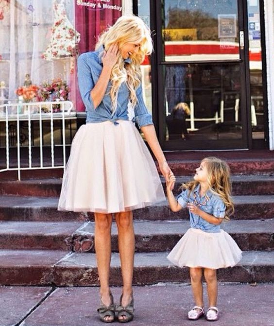 Irish store Ella and Holly stocks adorable matching mother