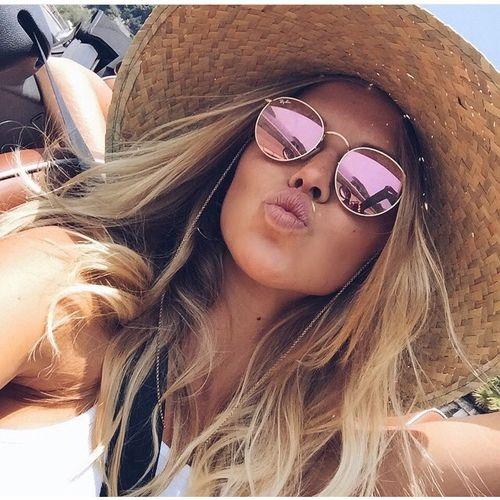 rose beach sunglasses