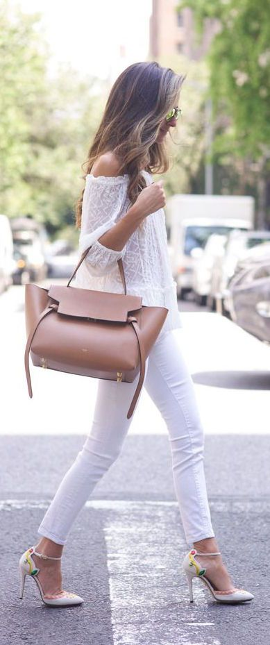 sheer off the shoulder blouse