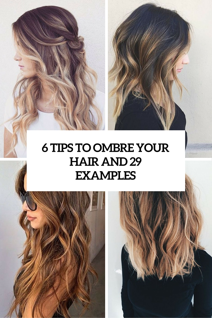 how to style ombre hair 6 tips to ombre your hair and 29 examples styleoholic 2126 | 6 tips to ombre your hair and 29 examples cover