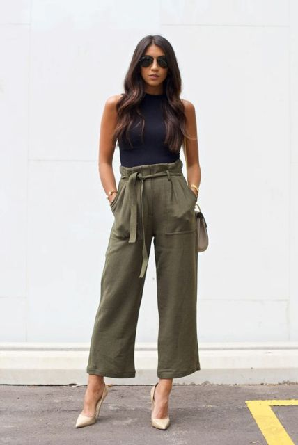 21 High Waist Pants Ideas To Try Styleoholic