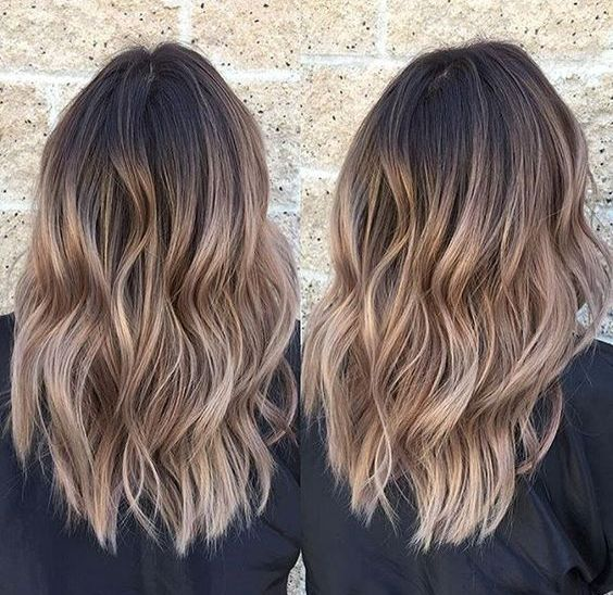 Picture of brown to caramel ombre hair brown to caramel ombre hair urmus Image collections