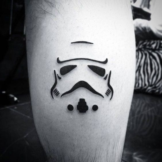 02 Stormtrooper tattoo