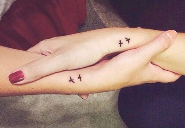 99129fc3b 27 Gorgeous Bird Tattoos For Free People - Styleoholic