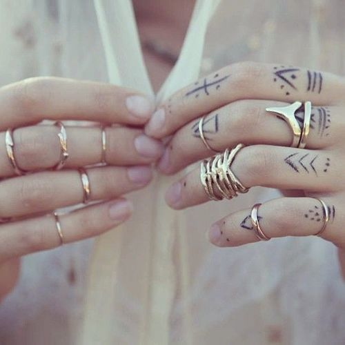 31 small hand tattoos that will make you want one for Tattoos with hidden words