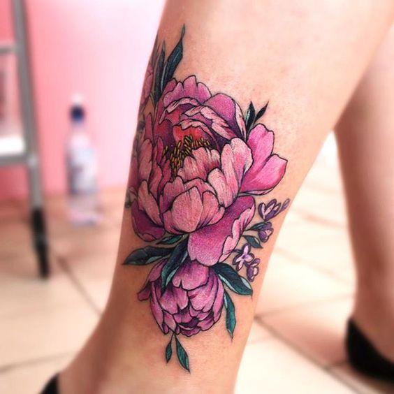 32 Cutest Flower Tattoo Designs For Girls That Inspire ...