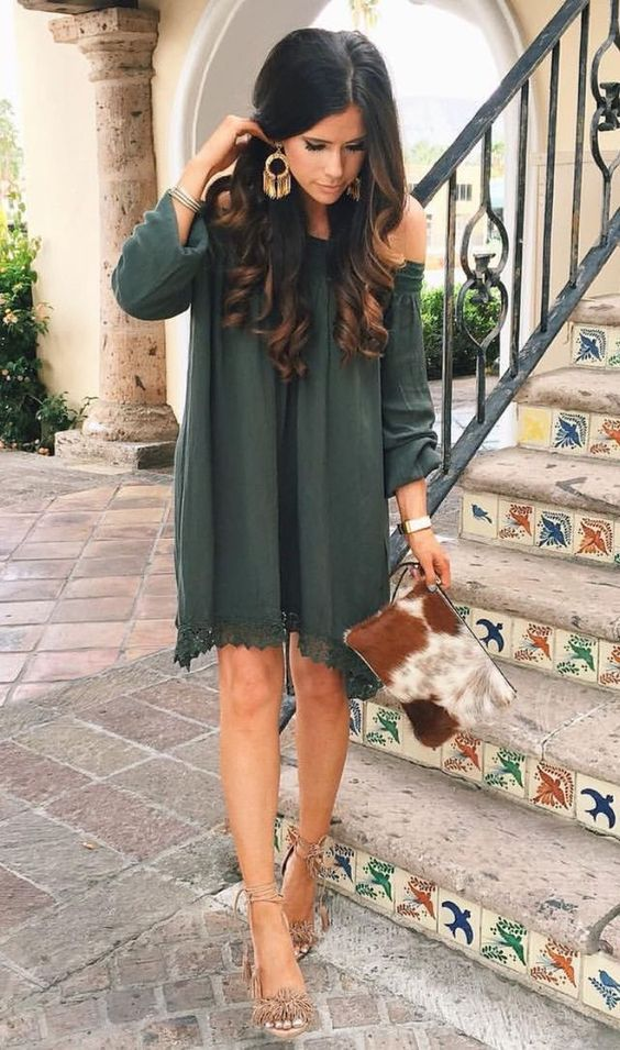 superb outfits with heels pinterest 11