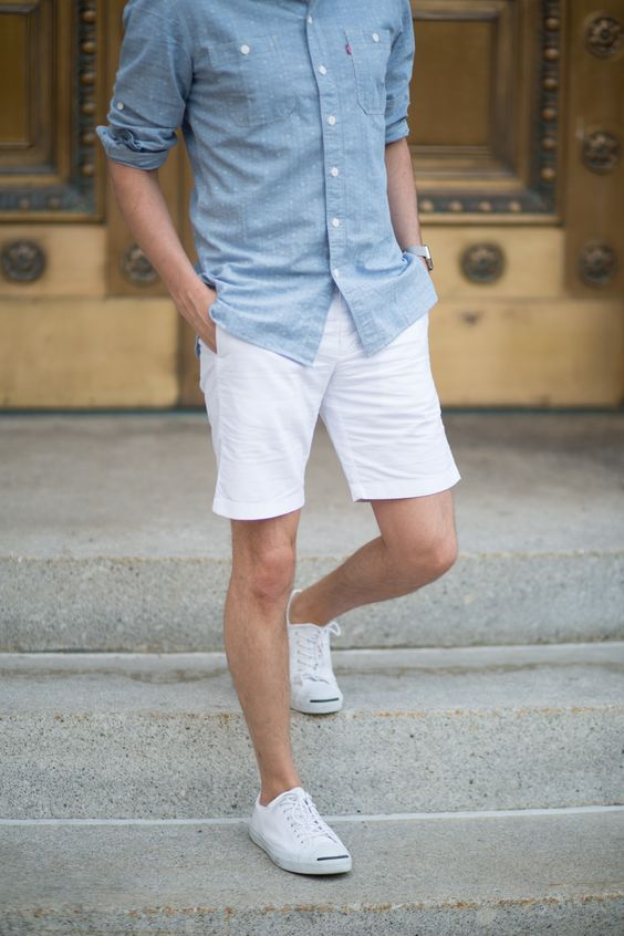 c95126edfe4 25 Stylish And Comfy Late Summer Men Outfits - Styleoholic