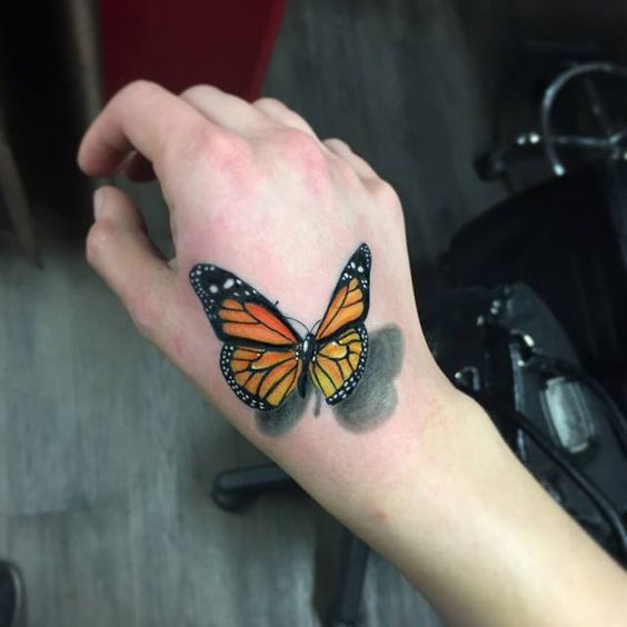 31 Small Hand Tattoos That Will Make You Want One - Styleoholic