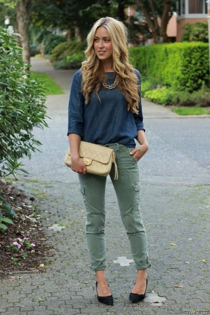 22 Stylish Outfits With Cargo Pants - Styleoholic