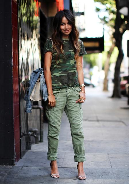 22 Stylish Outfits With Cargo Pants Styleoholic