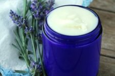 03 rich lavender face cream is perfect for taking care of your face in the fall