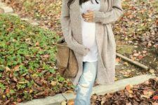 boyfriend jeans fall look