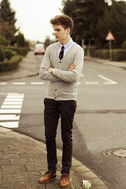21 Stylish Fall 2016 Men Outfits For Work - Styleoholic