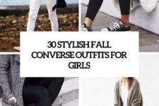 30 stylish fall converse outfits for girls cover