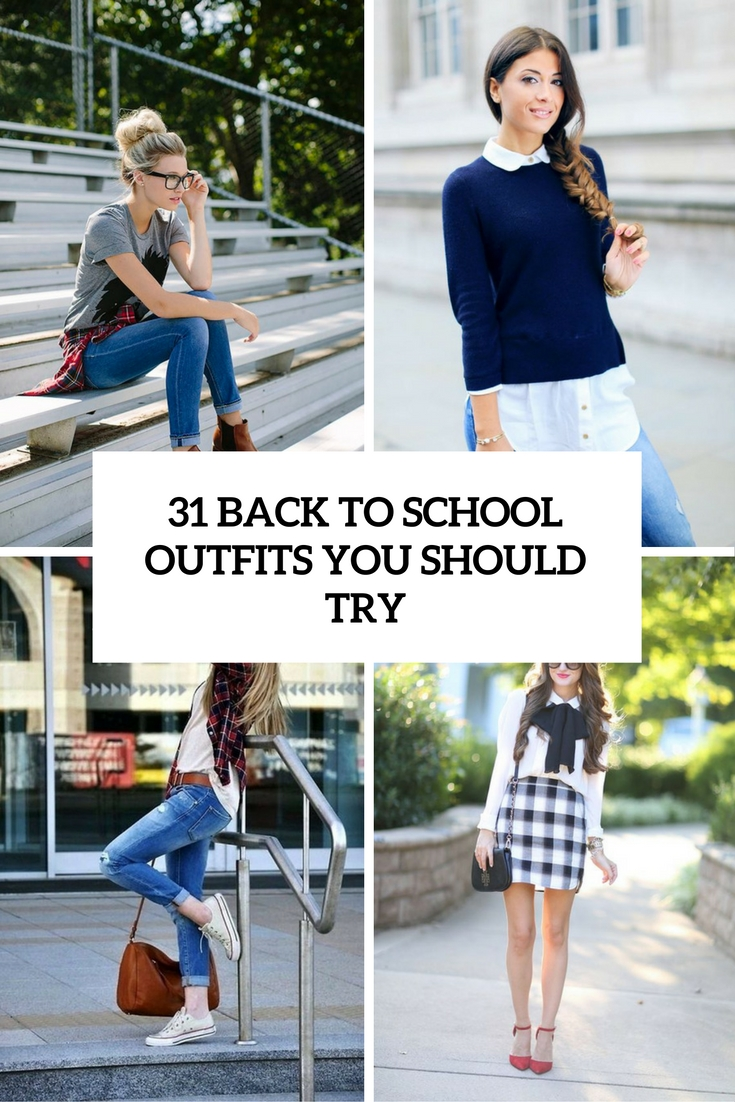 stylish back to school outfits you should try cover