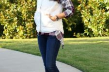Ankle boot casual outfit